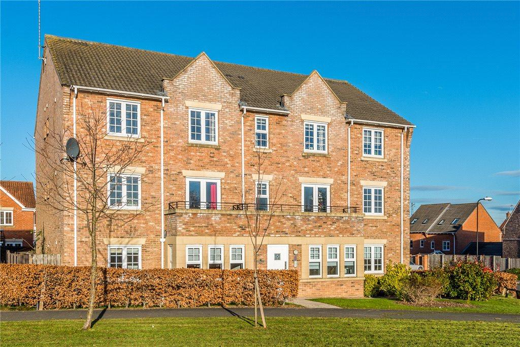 2 Bedrooms Apartment Flat for sale in Flat 4, Coneythorpe House, 1 Angel Gardens, Knaresborough