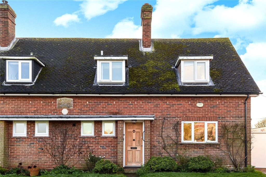 2 Bedrooms Semi Detached House for sale in Brill, Aylesbury
