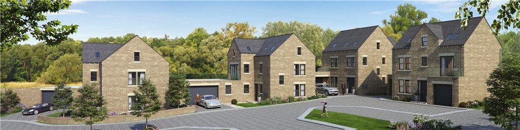 4 Bedrooms Detached House for sale in Bracken Chase, Syke Lane, Scarcroft, West Yorkshire