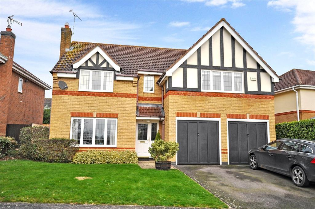 5 Bedrooms Detached House for sale in Forest House Lane, Leicester Forest East, Leicester