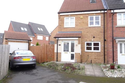 4 bedroom townhouse to rent - 23 Myrtle Close, Heeley, Sheffield S2