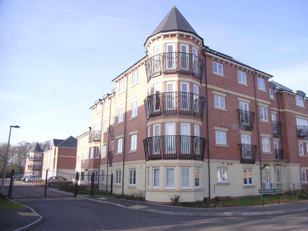 2 Bedrooms Ground Flat for sale in Warwick Road, Olton, Solihull, West Midlands
