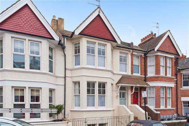 4 Bedrooms Terraced House for sale in Addison Road, Hove