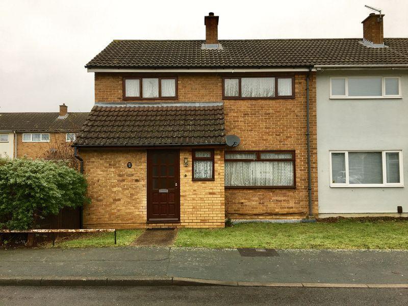 3 Bedrooms Terraced House for sale in Waterhouse Moor, Harlow