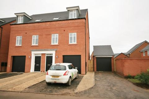 3 bedroom semi-detached house to rent - Thalia Avenue, Stapeley Gardens