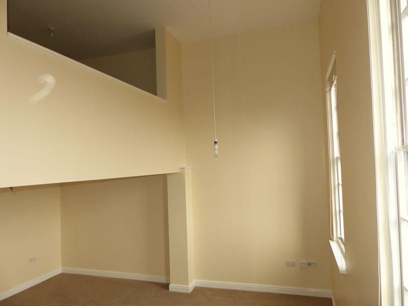Mezzanine Bedroom