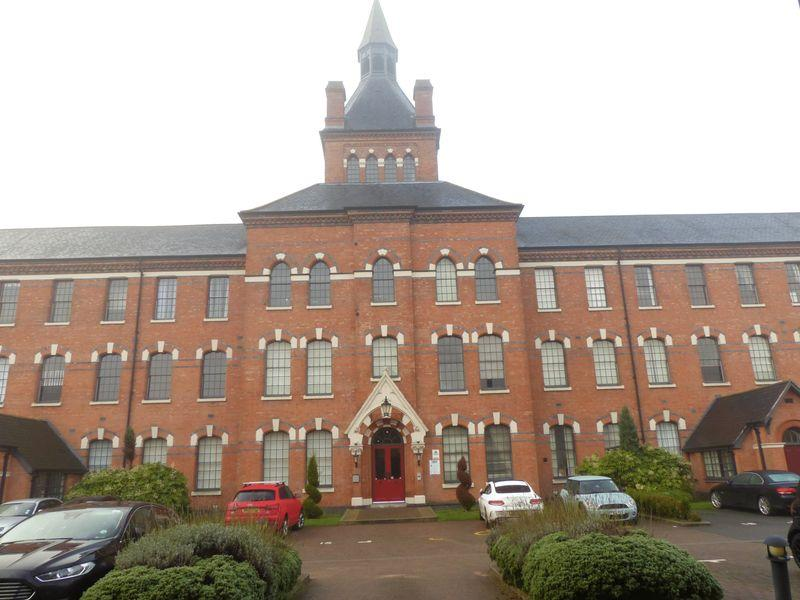 2 Bedrooms Apartment Flat for sale in Highcroft Road, Birmingham