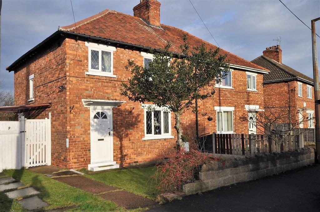 4 Bedrooms Semi Detached House for sale in Chadwick Road, Moorends, Doncaster