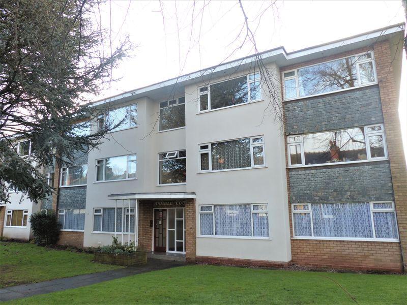 2 Bedrooms Apartment Flat for sale in Hamble Court, Garrard Gardens, Sutton Coldfield