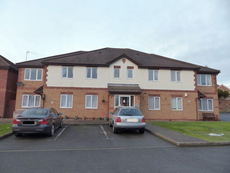 2 Bedrooms Apartment Flat for sale in Farrier Court, Great Barr