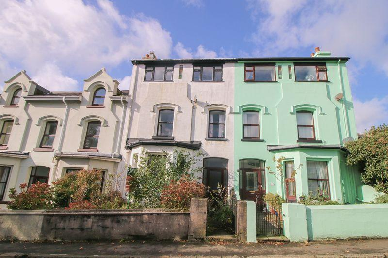 3 Bedrooms Terraced House for sale in 2 Laureston View, Ballaquayle Road, Douglas