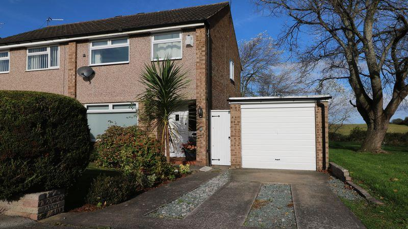 3 Bedrooms Semi Detached House for sale in Grange Farm Crescent, Newton