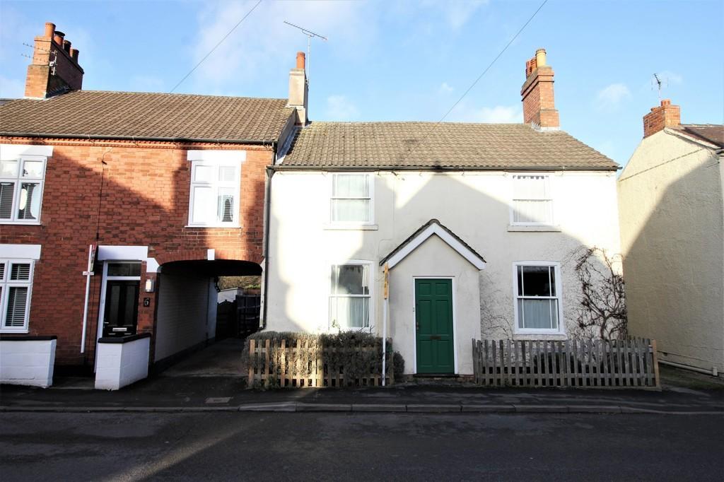 3 Bedrooms Link Detached House for sale in Avenue Road, Ashby-de-la-Zouch