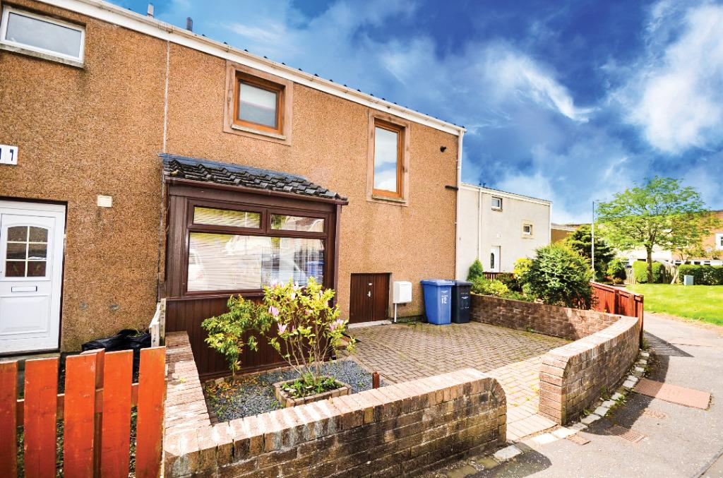 2 Bedrooms Terraced House for sale in Barra Lane, Irvine, North Ayrshire , KA11 1DA
