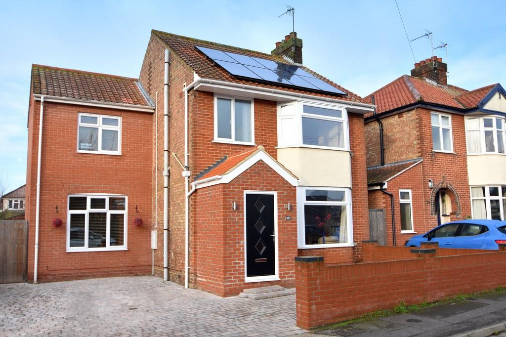 4 Bedrooms Detached House for sale in Gordon Road, Ipswich, IP4 4HL