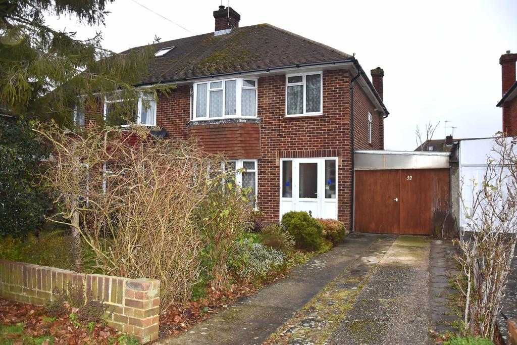 3 Bedrooms Semi Detached House for sale in The Strand, Goring-by-sea