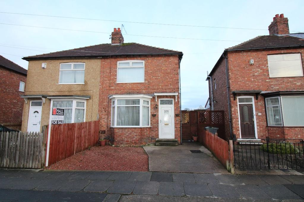 2 Bedrooms Semi Detached House for sale in Brankin Road, Eastbourne
