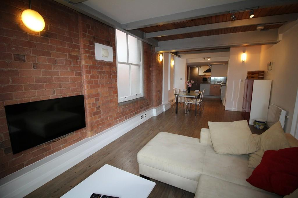 1 Bedroom Apartment Flat for rent in Plumptre Street, Nottingham