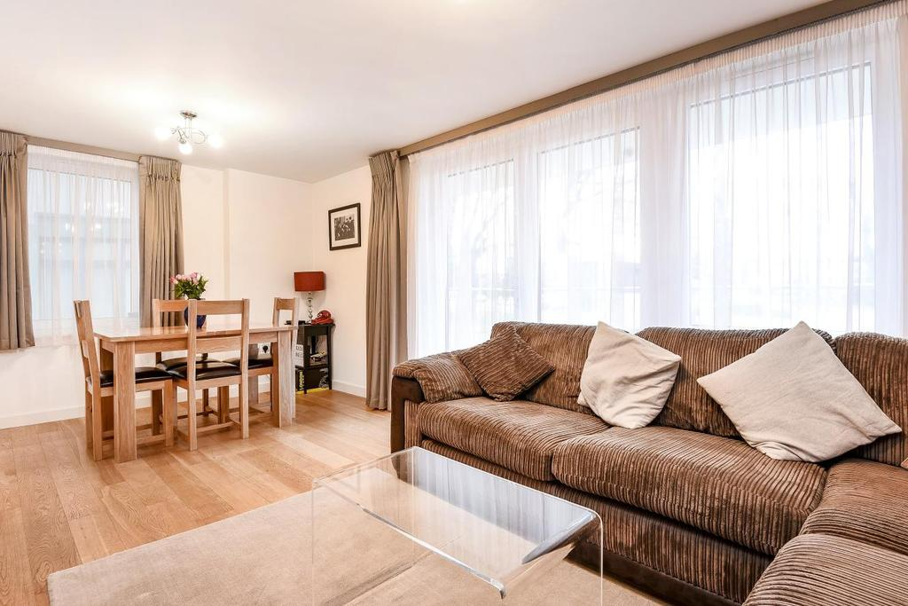 2 Bedrooms Flat for sale in Clarence Avenue, Clapham