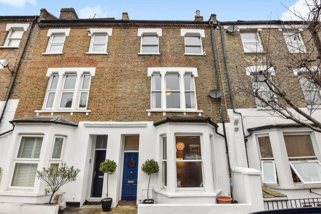 4 Bedrooms Terraced House for sale in Merton Road, Wandsworth