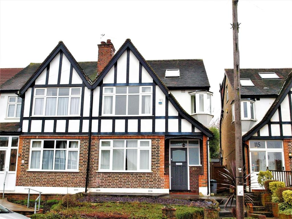 4 Bedrooms End Of Terrace House for sale in Durham Road, Bromley, BR2