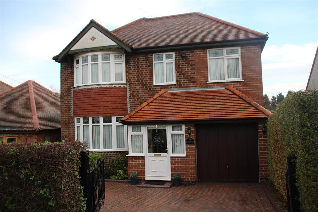 4 Bedrooms Detached House for sale in Dordon Road, Dordon, Tamworth