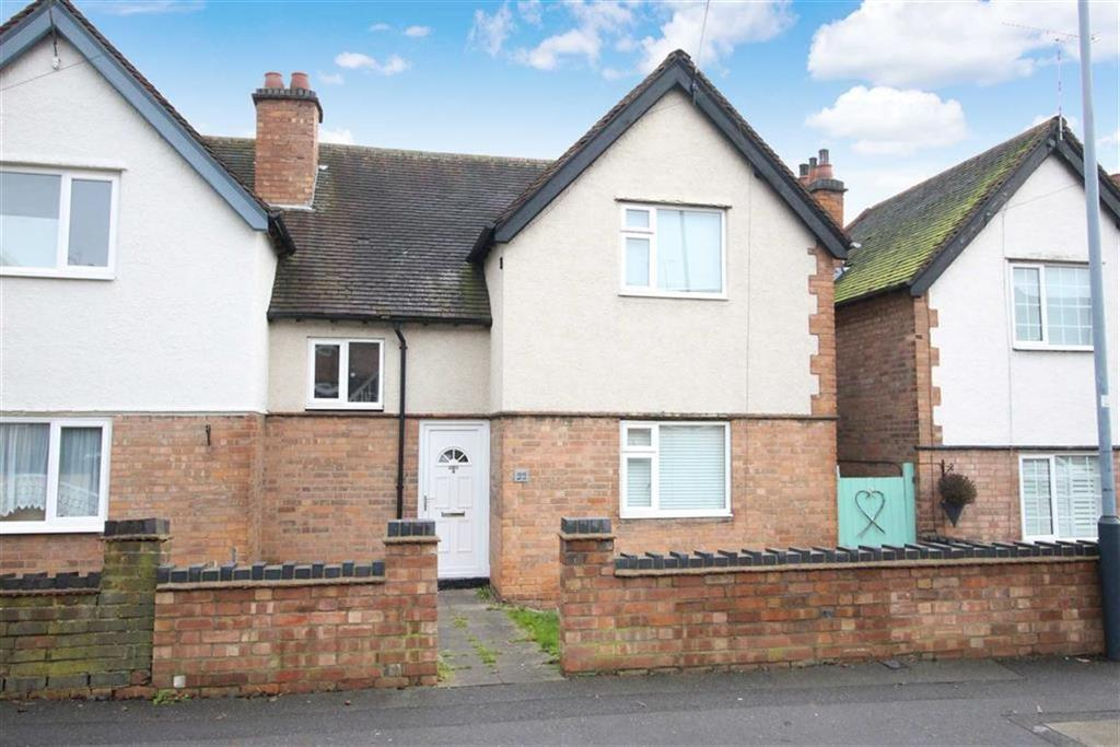 3 Bedrooms Terraced House for sale in Greville Road, Warwick, CV34