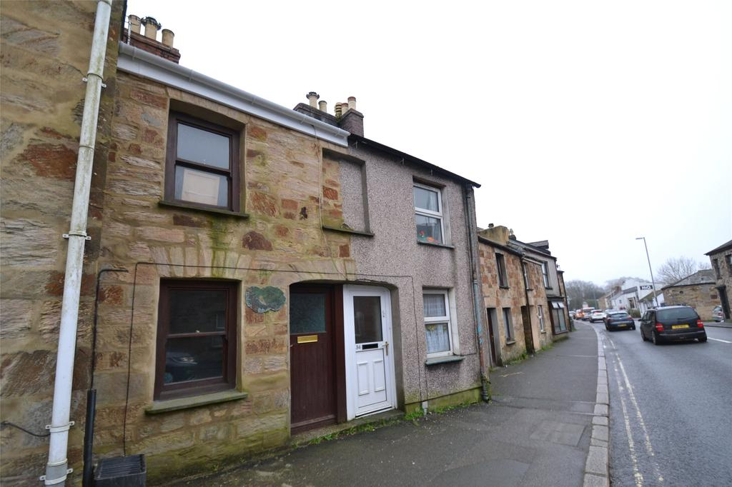2 Bedrooms Terraced House for sale in St. Leonards, Bodmin