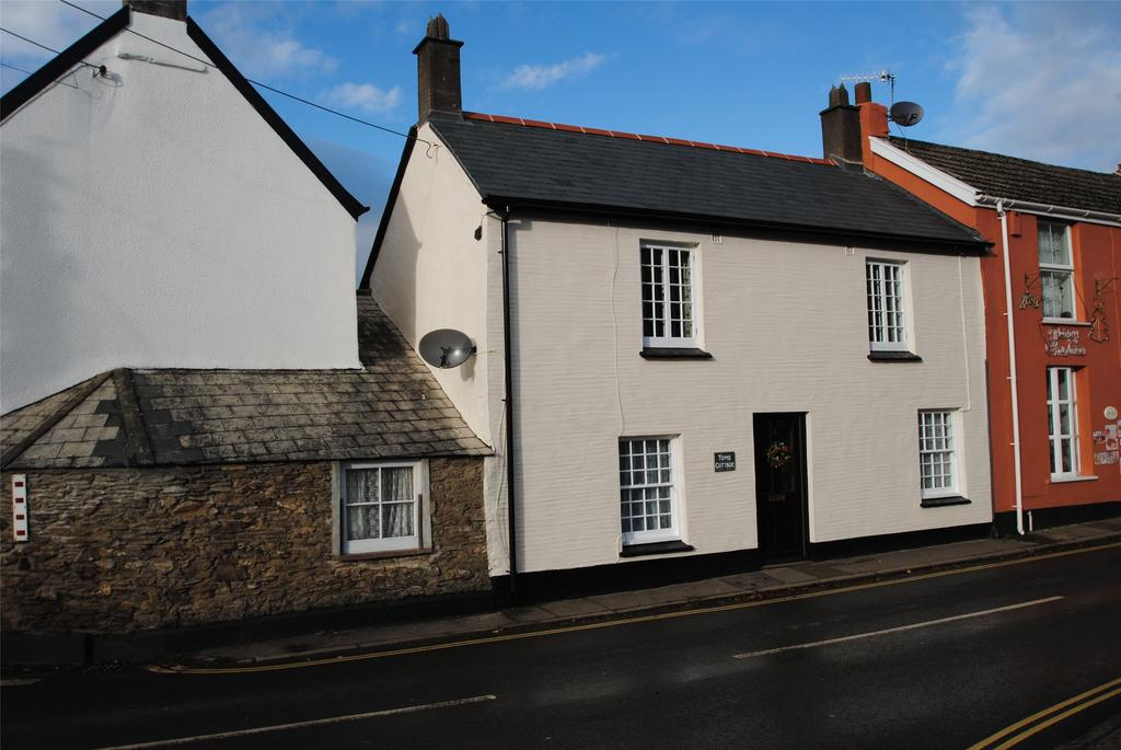 2 Bedrooms Terraced House for sale in Church Street, Combe Martin