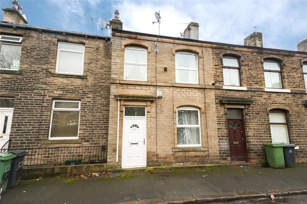 2 Bedrooms Terraced House for sale in Beech Street, Paddock, Huddersfield, West Yorkshire, HD1