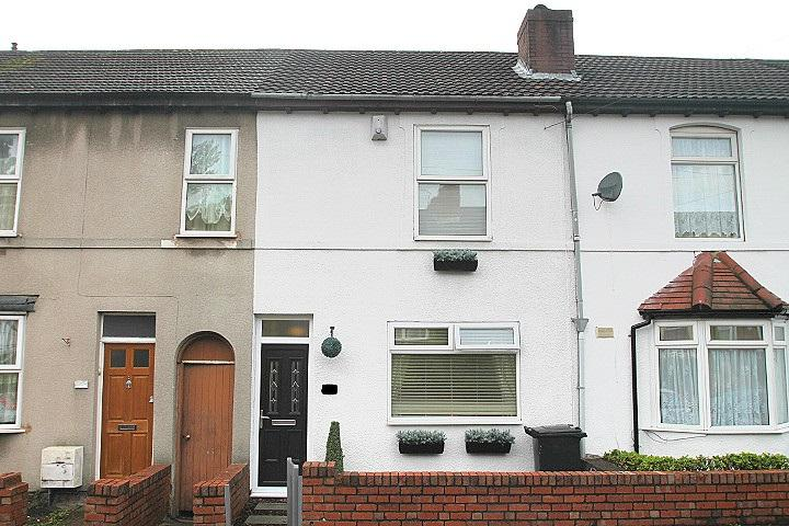 2 Bedrooms Terraced House for sale in Dibdale Street, Dudley, DY1