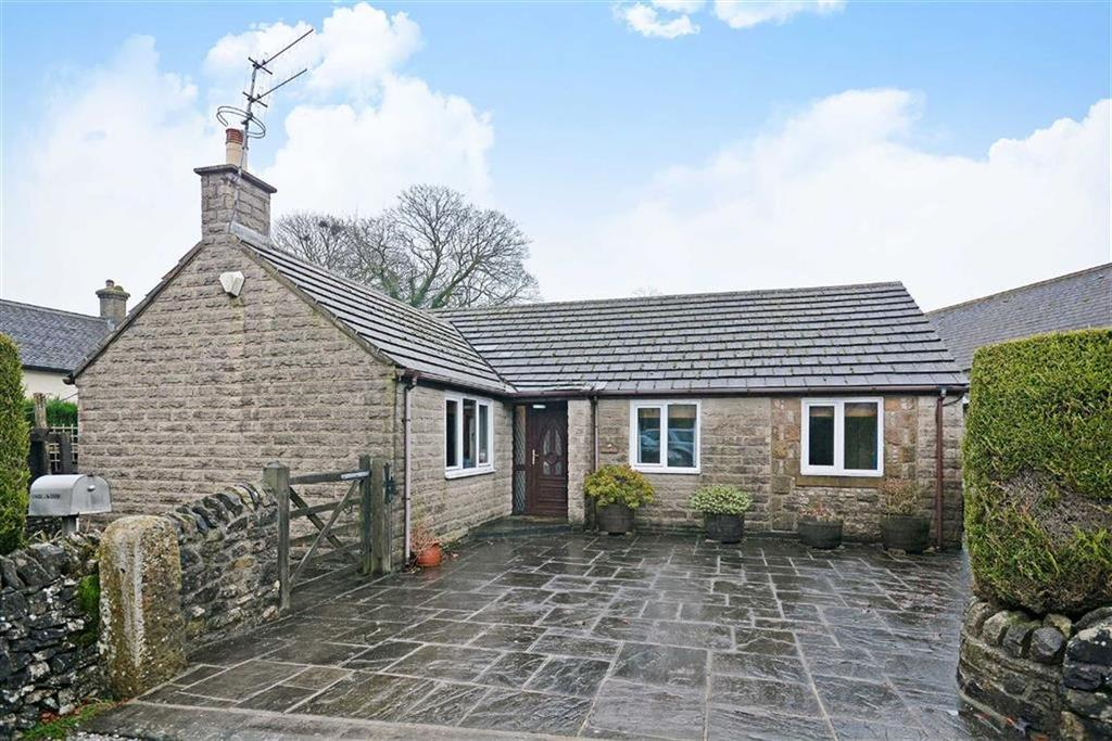 2 Bedrooms Bungalow for sale in Inglewood, Church Close, Peak Forest, Buxton, Derbyshire, SK17