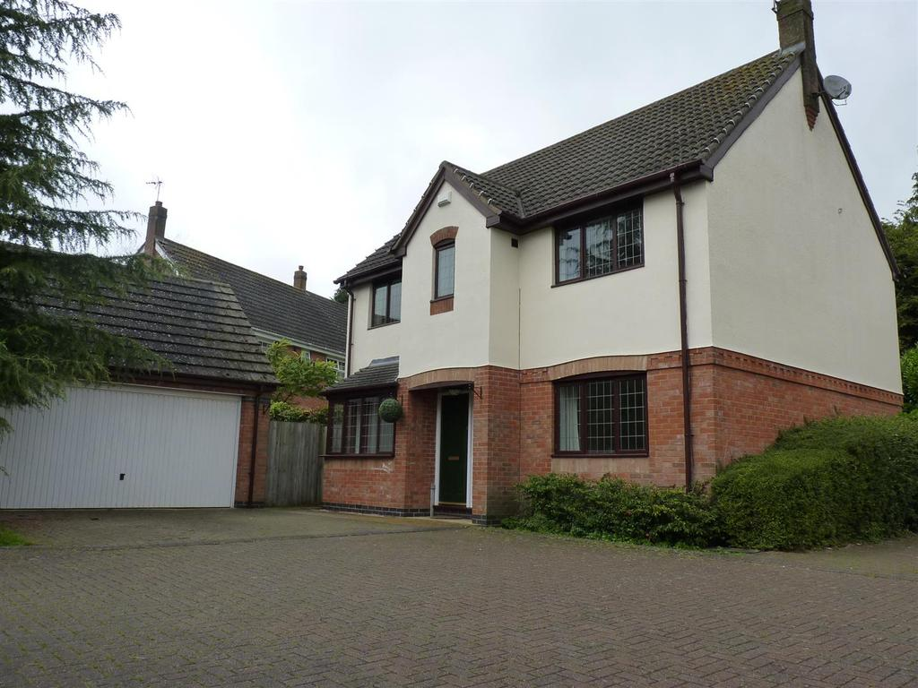 4 Bedrooms House for sale in White Hart Close, Billesdon