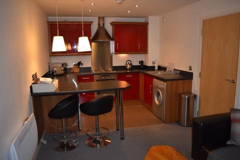 1 bedroom apartment to rent - Britannia Apartments, Phoebe Road, Copper Quarter, Swansea.  SA1 7FG