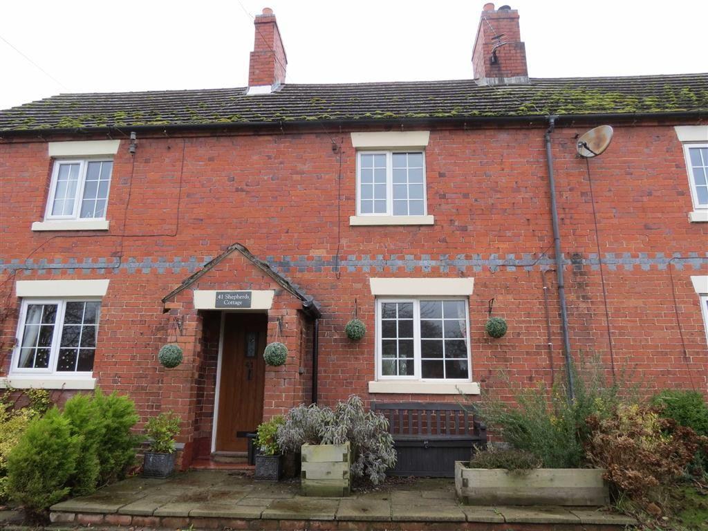 3 Bedrooms Terraced House for sale in Prescott Road, Baschurch, Shrewsbury, Shropshire