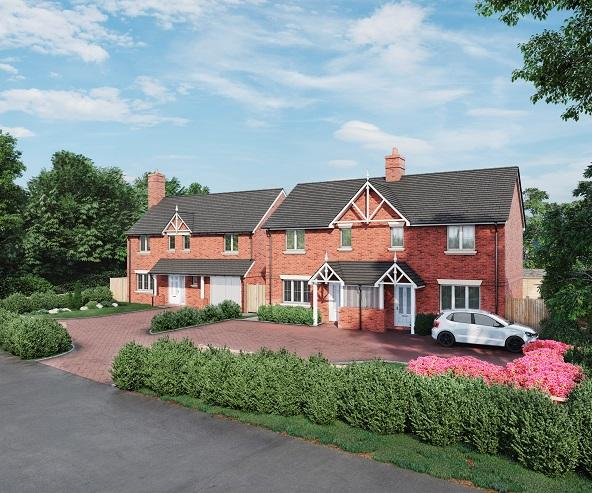 3 Bedrooms Semi Detached House for sale in Andlers Ash Road, Liss