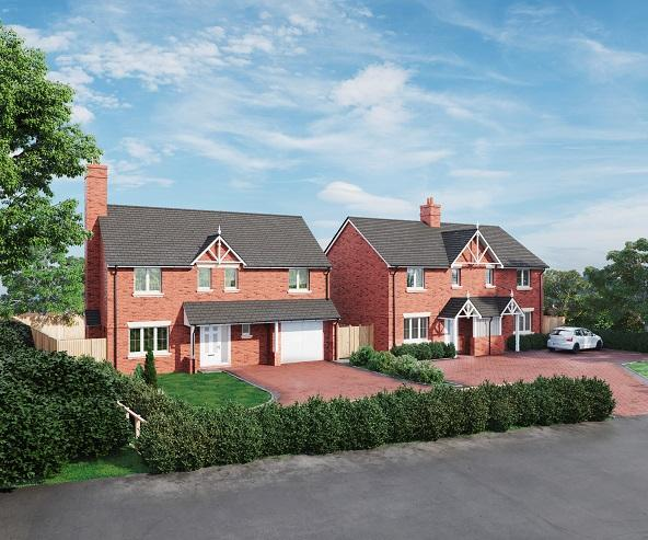 4 Bedrooms Detached House for sale in Andlers Ash Road, Liss