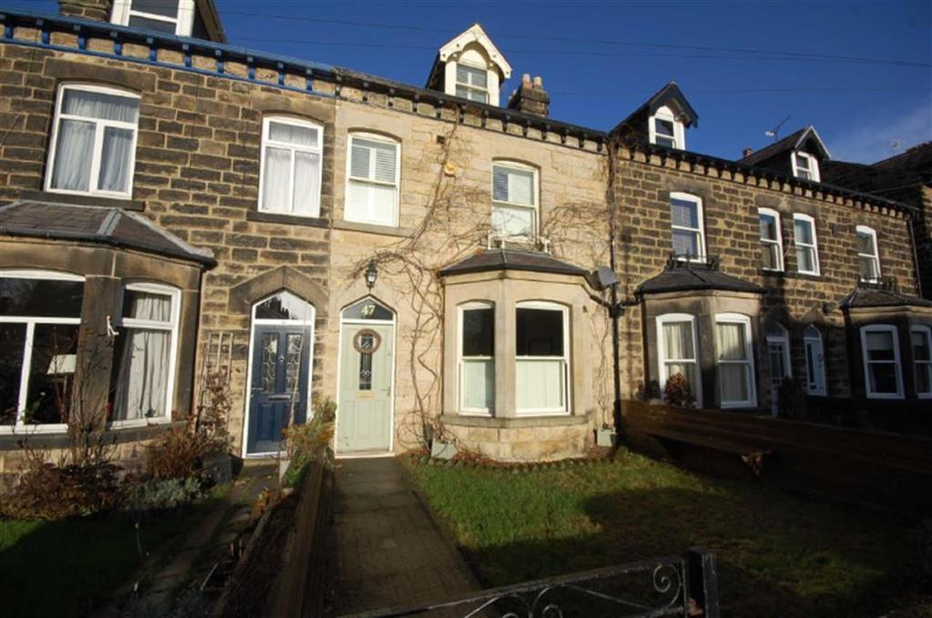 3 Bedrooms Terraced House for sale in Grove Road, Harrogate, HG1