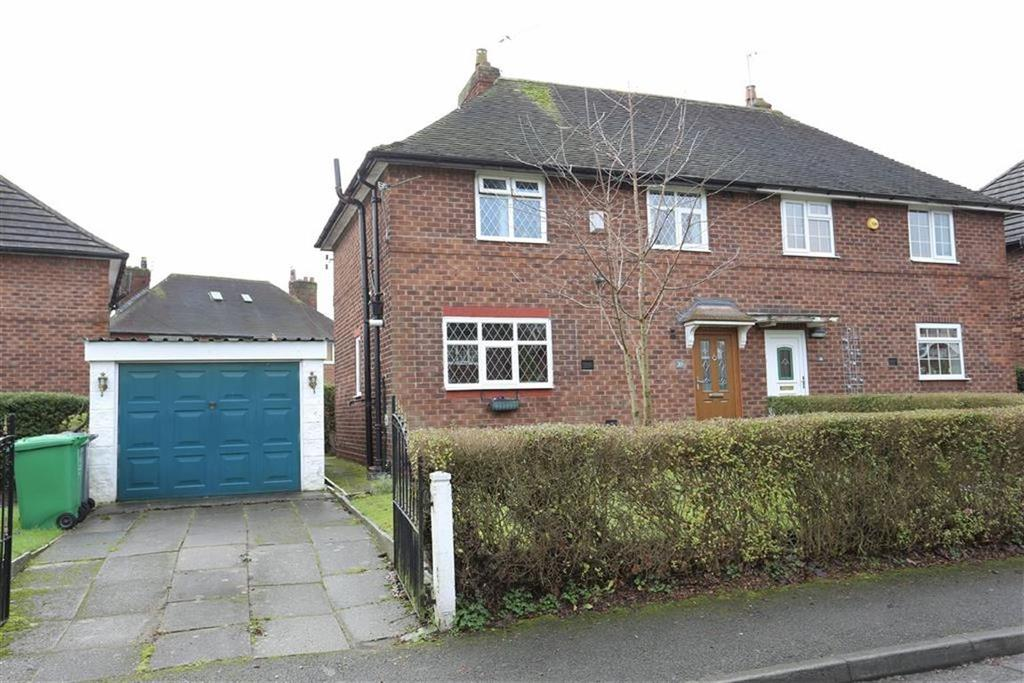 3 Bedrooms Semi Detached House for sale in Craigmore Avenue, West Didsbury, Manchester