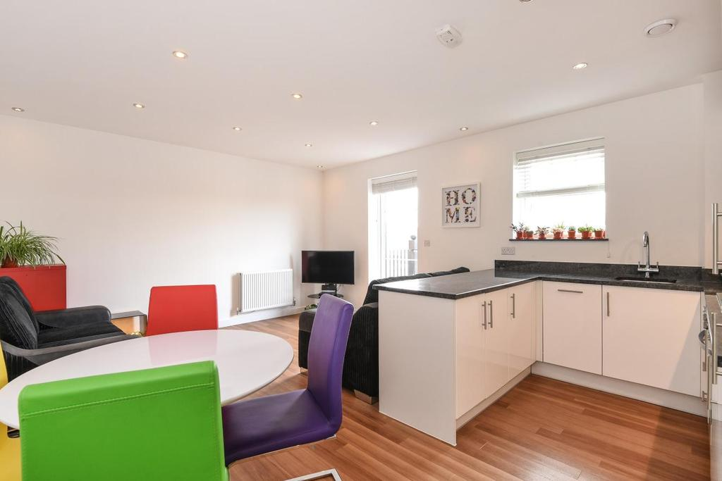 2 Bedrooms Flat for sale in Coppetts Road, Muswell Hill
