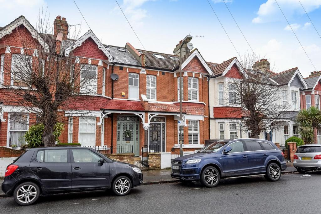 4 Bedrooms Terraced House for sale in Mount Road, Southfields