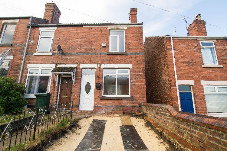 2 Bedrooms Terraced House for sale in Foljambe Road Rotherham South Yorkshire