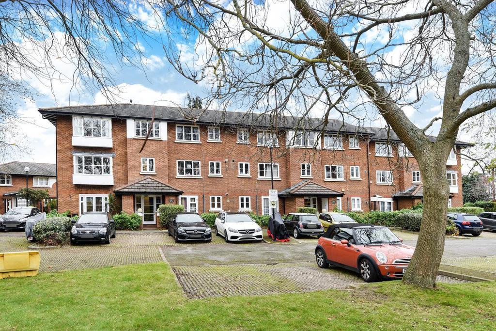 1 Bedroom Flat for sale in Kingsworthy Close, Kingston upon Thames