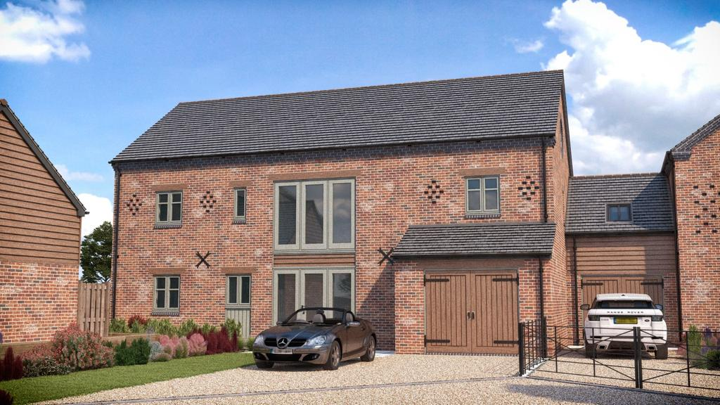 New Build Homes Malpas Cheshire