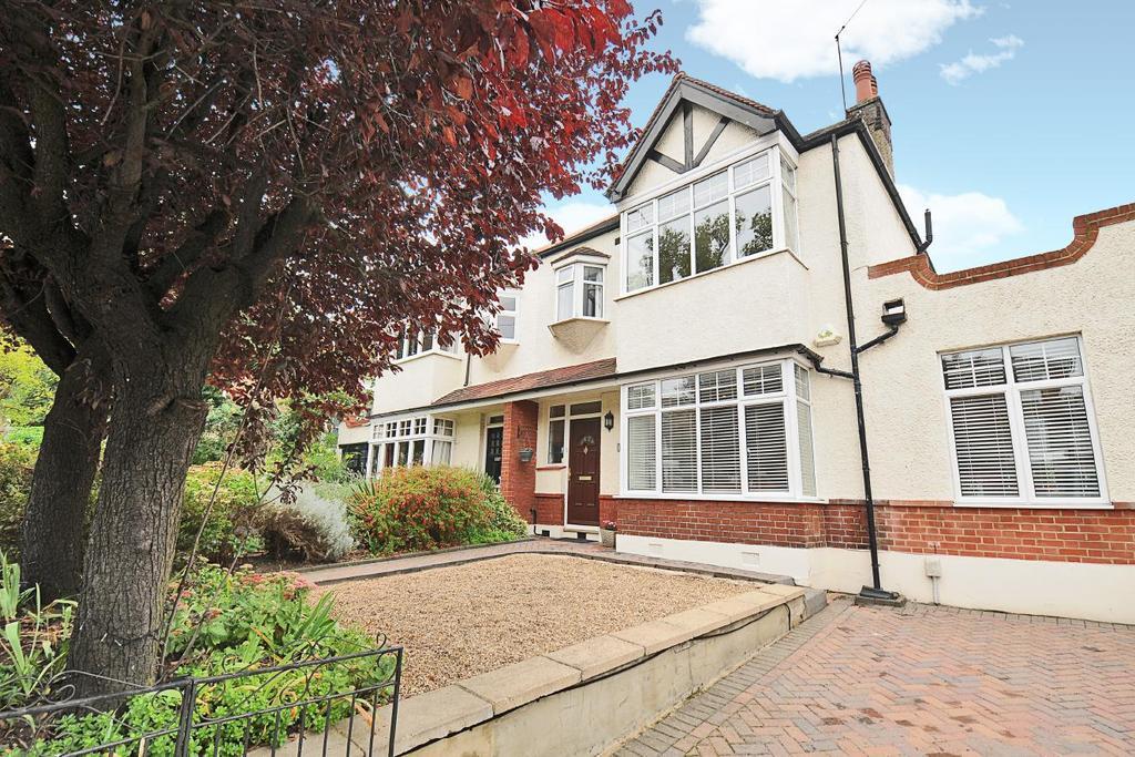 4 Bedrooms Semi Detached House for sale in Wimbledon Park Road, Southfields