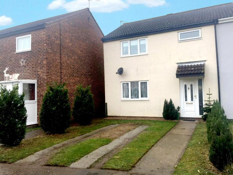 2 Bedrooms Terraced House for sale in North Clacton