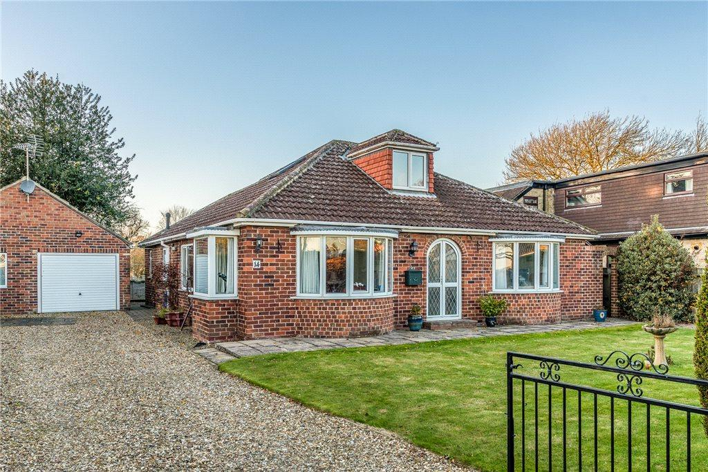 3 Bedrooms Detached Bungalow for sale in Kirk Lane, Tockwith, York, North Yorkshire