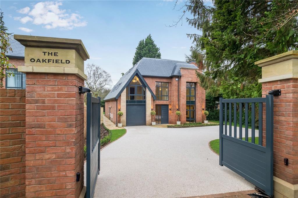 Chapel Lane, Hale Barns, Cheshire, WA15 5 bed detached ...