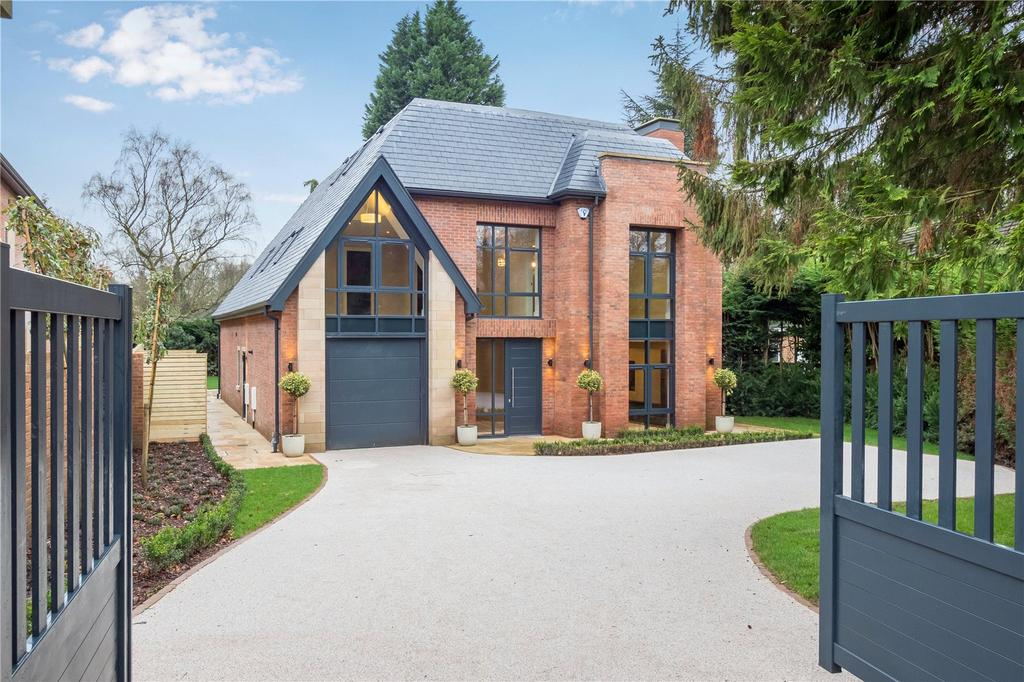 Chapel Lane, Hale Barns, Cheshire, WA15 5 bed detached ...