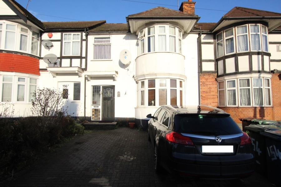 4 Bedrooms Terraced House for sale in Christchurch Avenue, Kenton, HA3 8NW
